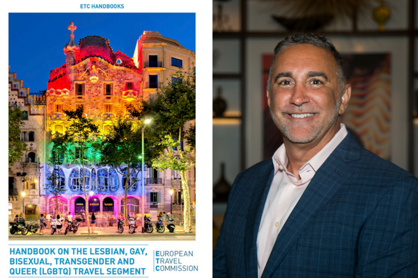 From the CEO: LGBTQ+ Travel in Europe Now Has a Handbook