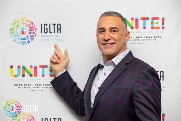 From the CEO: A Landmark Convention for LGBTQ+ Travel