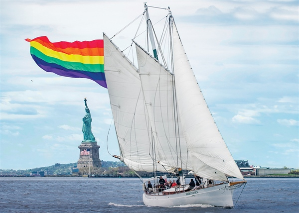 34 Ways to Celebrate NYC Pride, WorldPride and Stonewall50