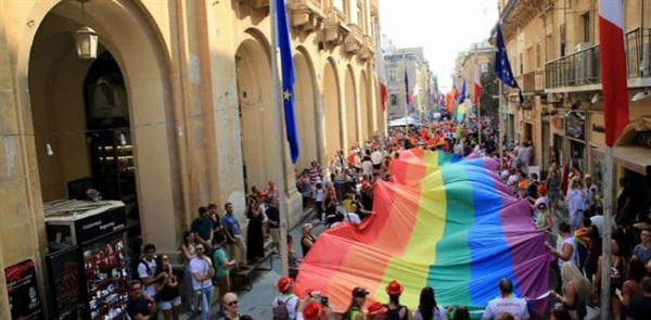 A Visit to LGBTQ+ Friendly Malta
