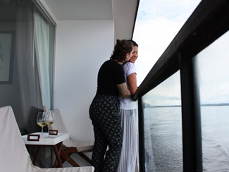 A Luxury Experience on the Amazon River
