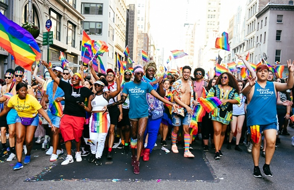 From the CEO: Reflecting on Global Pride
