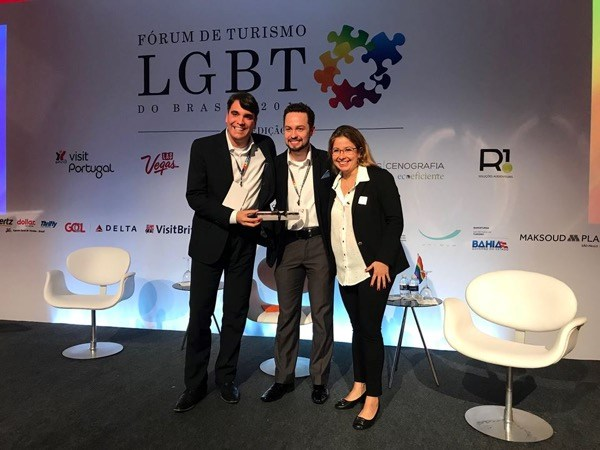 IGLTA connects with members in Brazil