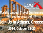 TBEX Opens in Athens, Greece