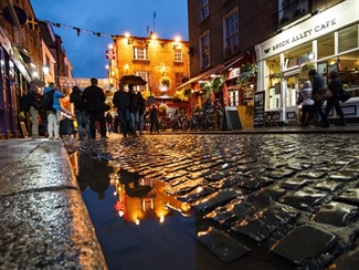 Here's Why Ireland is a Great Destination to Visit in October