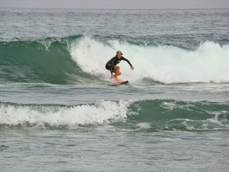 First Lesbian Surf Camp in Brazil